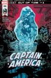 Captain America #698 Leg