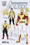 Avengers #40 Garron Design Variant