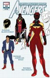 Avengers #42 Design Variant