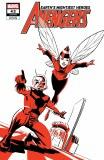 Avengers #43 Cho Variant