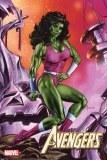 Avengers #49 Jusko Variant