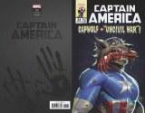 Captain America #24 Horror Variant