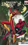 Amazing Spider-Man #42 Daniel Spider-Woman Variant