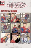 Amazing Spider-Man #48 Heroes At Home Variant