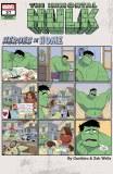 Immortal Hulk #37 Heroes at Home Variant