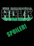Immortal Hulk #39 Spoiler Variant