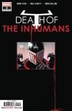 Death Of Inhumans #2 (Of 5) 2Nd Ptg Olivetti Var