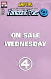 Fantastic Four #21 Marvel Wednesday Variant