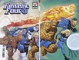 Fantastic Four #35 Romita Jr Variant