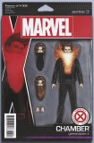 Powers of X #5 Action Figure Var