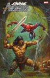 Savage Avengers #20 Horley Variant
