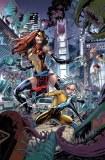 Secret Warps Weapon Hex Annual #1