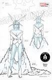 Marauders #21 Frost Design Variant