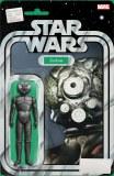 Star Wars Bounty Hunters #6 Action Figure Variant