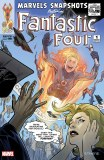 Fantastic Four Marvels Snapshot #1 Dewey Var