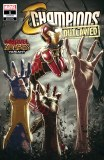Champions #1 Marvel Zombies Variant