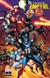 Empyre Avengers #0 Artist Var