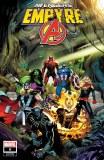 Empyre Avengers #0 Larraz Var