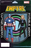 Empyre Fantastic Four #0 Action Figure Variant