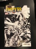 Empyre #1 Mcguinness Launch Sketch Variant