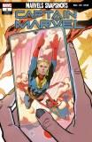 Captain Marvel Marvels Snapshots #1 Roe Variant