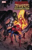 Marvel Zombies Resurrection #1 Zircher Variant