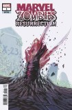 Marvel Zombies Resurrection #1 Hans Variant