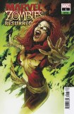 Marvel Zombies Resurrection #1 Land Variant