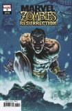 Marvel Zombies Resurrection #3 Tan Variant