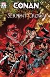 Conan Battle for the Serpent Crown #5 Variant