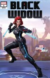 Black Widow #1 Marvel Super War Variant