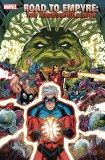 Road To Empyre Kree Skrull War #1 Ron Lim Variant