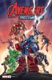 Avengers Mech Strike #1 Toy Variant