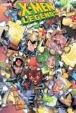 X-Men Legends #5 Nauck Variant