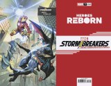 Heroes Reborn #7 Coello Stormbreakers Variant