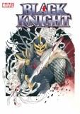 Black Knight Curse of the Ebony Blade #1 Momoko Variant