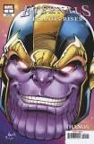 Eternals Thanos Rises #1 Headshot Variant