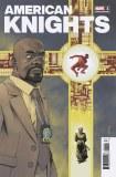 Heroes Reborn American Knights #1 Shalvey Variant