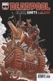 Deadpool Black White Blood #1 Stokoe Variant