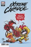 Extreme Carnage Alpha #1 Young Variant