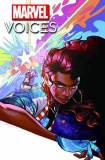 Marvels Voices Community #1 Manahini Variant