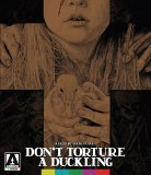 Don't Torture A Duckling Blu ray