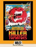 Attack of the Killer Tomatoes Blu ray DVD