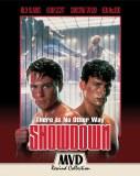 Showdown Blu ray
