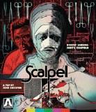 Scalpel Blu ray