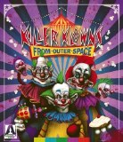 Killer Klowns From Outer Space Blu ray