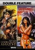 Golden Temple Amazons Diamonds Of Kilimanjaro Jess Franco Double Feature DVD