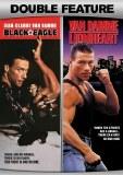 Black Eagle Lionheart Van Damme Double Feature DVD