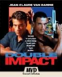 Double Impact Blu ray