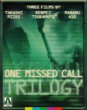 One Missed Call Trilogy Blu ray